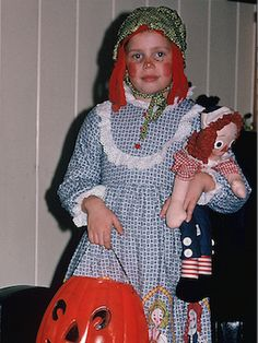 Remembering Our Ridiculous Halloween Costumes from the '70s and '80s [Photos] www.ct.mommypoppins.com