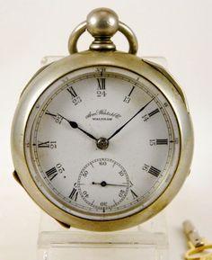 def2dcadf8b Reloj lepine WALTHAM EEUU c.1888. geraldo · Relógios