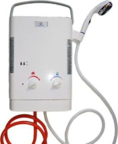L7 Portable Outdoor Tankless Water Heater | House Wash, Campsite And Washer