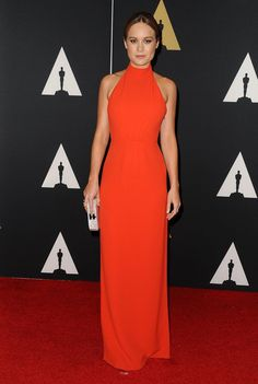 Pin for Later: These Oscar Nominees Will No Doubt Be Some of the Night's Best Dressed Best Actress: Brie Larson