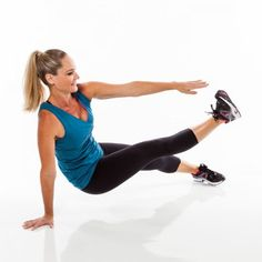 6 low impact but powerful moves to reap all the fat-burning, muscle-toning benefits of HIIT without stressing your joints.