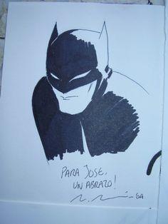 MARCOS MARTIN Comic Art