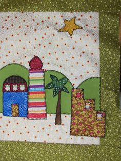 PASSIOONPATCH: TUTORIALES NAVIDEÑOS Christmas Nativity, Paper Dolls, Patches, Xmas, Kids Rugs, Quilts, Sewing, Holidays, Winter