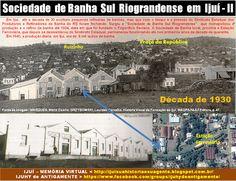 IJUÍ - RS - Memória Virtual: Sociedade de Banha Sul Riograndense em Ijuí - part...
