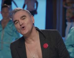 """NEW SOUNDS / VIDEO: Morrissey Single """"Jacky's Only Happy When She's Up on the Stage"""""""