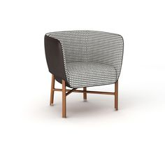 Modernism Of 60s Inspired Cocoon Lounge Chair By Kevin Haviid And Martin  Kechayas