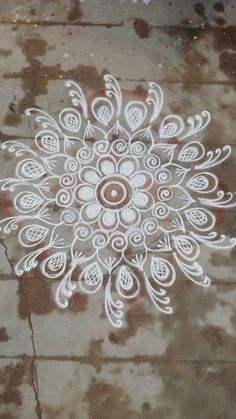 1030 Best Fabric Painting Images In 2019 Kolam Designs Simple