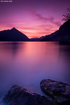 ☆ Lake Thun .: Close to Interlacken, Switzerland :. Photography By ~:Erez Marom ☆