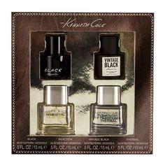 Kenneth Cole Variety 4 Piece Gift Set for Men - http://www.theperfume.org/kenneth-cole-variety-4-piece-gift-set-for-men/