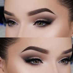 Eyemakeupart provides new eye makeup tutorial. How to make up your eye and how to do special design your eye. Just see Eyemakeupart web and start to do you. Smokey Eye Makeup, Skin Makeup, Eyeshadow Makeup, Eyeliner, Smoky Eye, Light Smokey Eye, Eye Makeup For Hazel Eyes, Brown Smokey Eye, Smokey Cat Eye