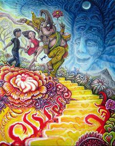 Entering Shpongleland - Poster