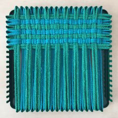 I've been upgrading things around the house lately and new potholders were in order so I decided to bring my potholder loom out of retirement. While I like the idea of an oven mitt, loom-wove… Make Your Own, Make It Yourself, How To Make, Potholder Loom, Just Do It, Let It Be, Learning Patience, Loom Weaving, Knitting Projects