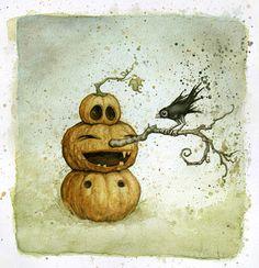 31 Days of Halloween: Leontine Greenberg