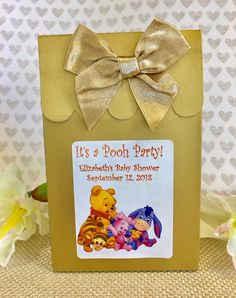 Baby Shower or Birthday Party Treat Candy Boxes You are My Sunshine Set of 12 Party Mini Favor Boxes