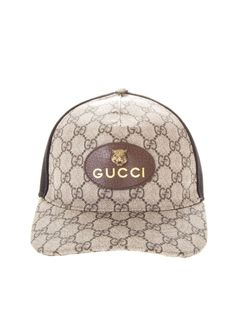 0ed1d9fd9d8 Buy Gucci Gucci Tigers Print Gg Supreme Baseball Hat now at italist and  save up to EXPRESS international shipping!
