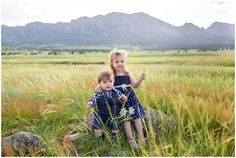 The Saunders Family   Boulder Family Photography   South Boulder Creek Trail