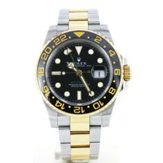 online shopping for Rolex NEW Rolex GMT Master II Stainless Steel Yellow Gold Mens watch 116713 LN from top store. See new offer for Rolex NEW Rolex GMT Master II Stainless Steel Yellow Gold Mens watch 116713 LN Mens Watches For Sale, Luxury Watches For Men, Buy Rolex, Thing 1, Rolex Gmt Master, Pre Owned Rolex, Rolex Oyster Perpetual, Automatic Watch, Rolex Watches