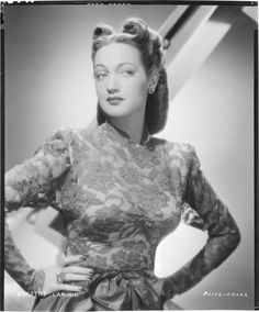 https://flic.kr/p/bUVfua | 7000-4902 | Camera negative of Dorothy Lamour.