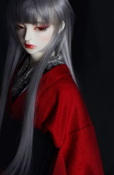 Chinese Drawings, Art Drawings For Kids, Anime Dolls, Blythe Dolls, Pretty Dolls, Beautiful Dolls, Enchanted Doll, Custom Monster High Dolls, Lovely Girl Image