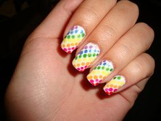 Coloured dots ♥