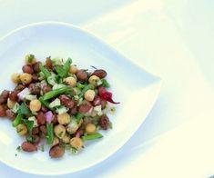 Pressure Cooker Three Bean Salad