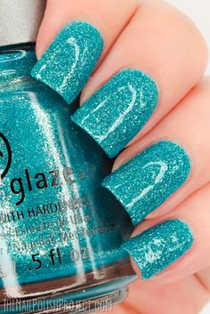 20140127 China Glaze Seahorsin Around IMG 2585 490x734 Swatched: China Glaze Sea Goddess Collection