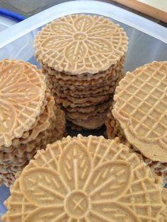 #pizzelles #dessert #holidayfoods #camillelavie