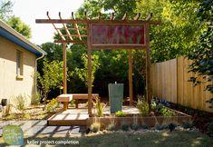eco friendly urban backyard designs | eco urban design landscape design | landscaping ideas | garden ...