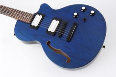 Design your guitar at MonikerGuitars.com. Semi-hollow body options coming soon. http://www.kickstarter.com/projects/518406677/moniker-guitars-weve-designed-a-guitar-for-you-to