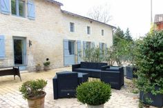 Watermill / Windmill for sale in Poitou-Charentes, Deux-Sèvres (79), Chef-Boutonne   French-Property.com Windmills For Sale, Bread Oven, Barn Storage, Poitou Charentes, Water Mill, French Property, Underfloor Heating, Entrance Gates, Town And Country
