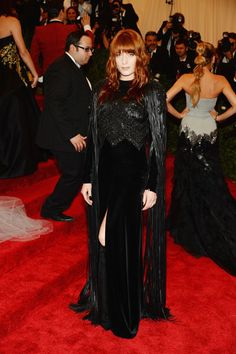 The Met Gala 2013: The Best of the Red Carpet - Florence Welch