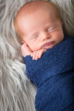 Newborn boy simple newborn photography by Holly D. Photography Southern California photographer