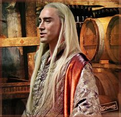 """""""I need more than wine for this..."""" King Thranduil groaned and put a hand over his eyes. My ears turned red as I pulled out of the kiss I had been sharing with Legolas."""