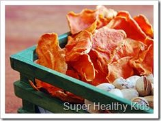 Sweet Potato Chips | Recipes