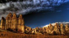 excellent cappadocia wallpaper