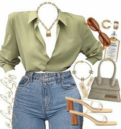 Teen Fashion Outfits, Mode Outfits, Retro Outfits, Cute Casual Outfits, Look Fashion, Stylish Outfits, Polyvore Outfits Casual, Prep Fashion, School Outfits