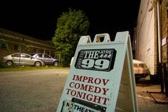 Theater 99, Charleston, SC, home of Improv Comedy Excellence