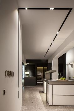 Ideas for Home Lighting Design Track Lighting Bedroom, Dining Room Lighting, Interior Lighting, Kitchen Lighting, Lighting Design, Lighting Ideas, Strip Lighting, Industrial Track Lighting, Modern Track Lighting