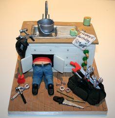 Plumber cake