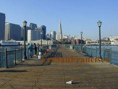 San Francisco, Pier 7
