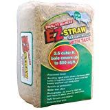 Organic Straw Seeding Mulch with Tackfier to hold Straw in place. Protects Grass Seed from Heavy Washout and Windy Areas. EZ-Straw Seeding Mulch with Tack – Organic Processed Straw with a bonding agent that gives straw a tackiness which holds it together. Best Mulch For Garden, Garden Mulch, Lawn And Garden, Garden Ponds, Blue Garden, Organic Mulch, Organic Gardening, Gardening Tools, Vegetable Gardening