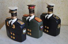оформление бутылок мастер-класс - Поиск в Google