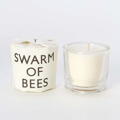 Tatine Candle, Swarm of Bees in House+Home HOME DÉCOR Candles Scented at Terrain