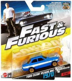 The Fast and the ... Now available on MAZDeal.com http://maz-deal.myshopify.com/products/the-fast-and-the-furious-fast-furious-6-ford-escort-rs1600-mk1-1970-diecast-car-6-32?utm_campaign=social_autopilot&utm_source=pin&utm_medium=pin