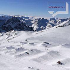 Beste Aussichten am Stubaier Gletscher. ©Stubaier Gletscher #mountaintalk #photooftheday #potd