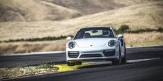 How Every Variety of the 2017 Porsche 911 Behaves on Track