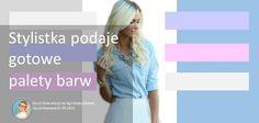 Gotowe palety barw- szukaj ubrań w podanym zestawie kolorystycznym