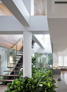 penthouse urban garden 1 Striking Broadway Penthouse Rethinking the Concept of An Urban Garden