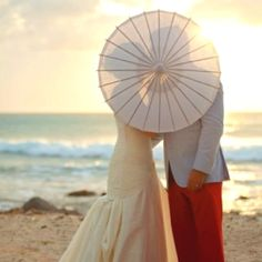 Photo inspiration AND there are those paper parasols I love so much again!