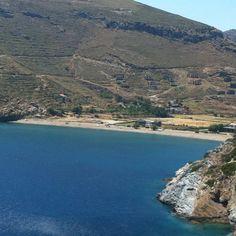 Spathi, Kea island Greek Islands, Greece, Destinations, Heaven, Earth, River, Places, Outdoor, Greek Isles